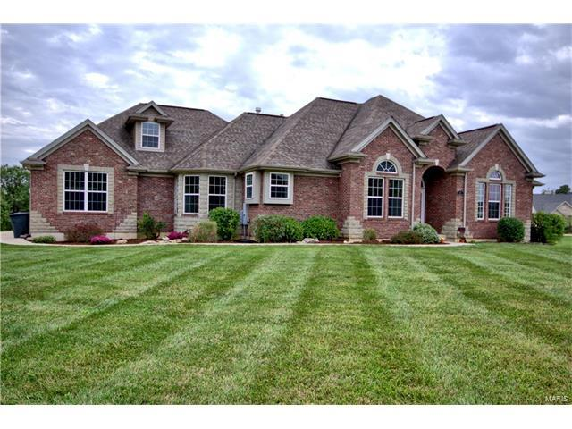 50 Pine Lake Drive, Troy, MO 63379 (#17082361) :: Holden Realty Group - RE/MAX Preferred