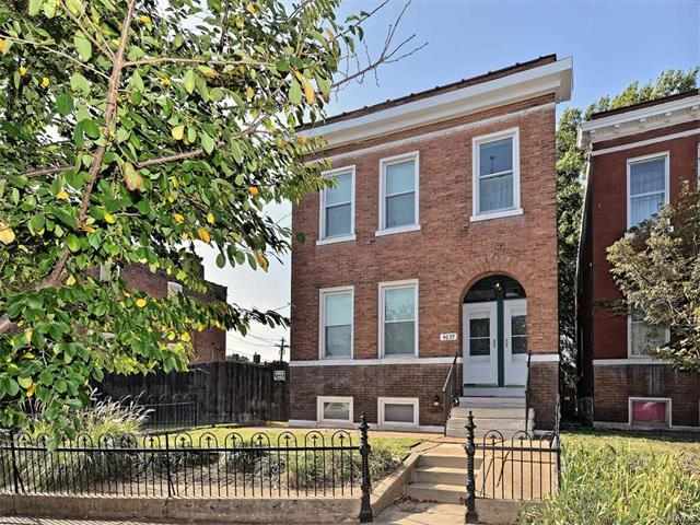 4639 Virginia Avenue, St Louis, MO 63111 (#17082456) :: Holden Realty Group - RE/MAX Preferred