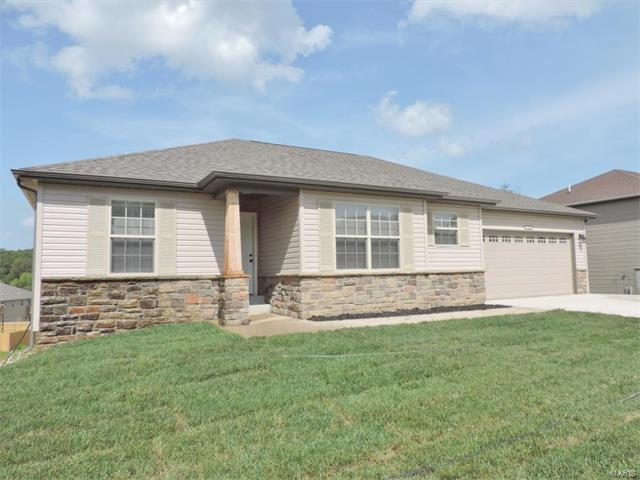 63 Lot Brush Creek, Saint Robert, MO 65584 (#17082462) :: Walker Real Estate Team
