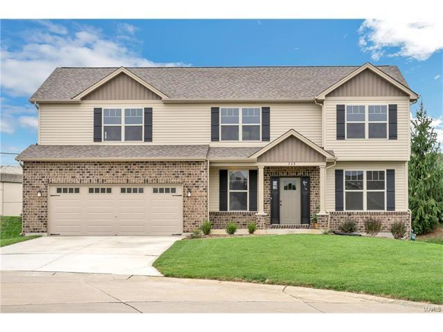 208 Fairwood Place Ct, Lake St Louis, MO 63367 (#17082504) :: RE/MAX Vision