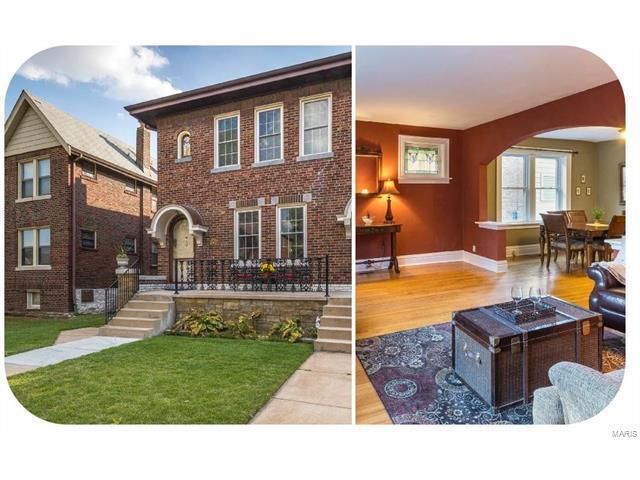 4962 Parker Avenue, St Louis, MO 63139 (#17082591) :: RE/MAX Vision