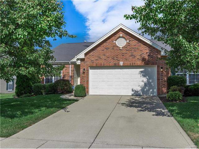 1783 Ambrose Terrace, Swansea, IL 62226 (#17082695) :: Holden Realty Group - RE/MAX Preferred