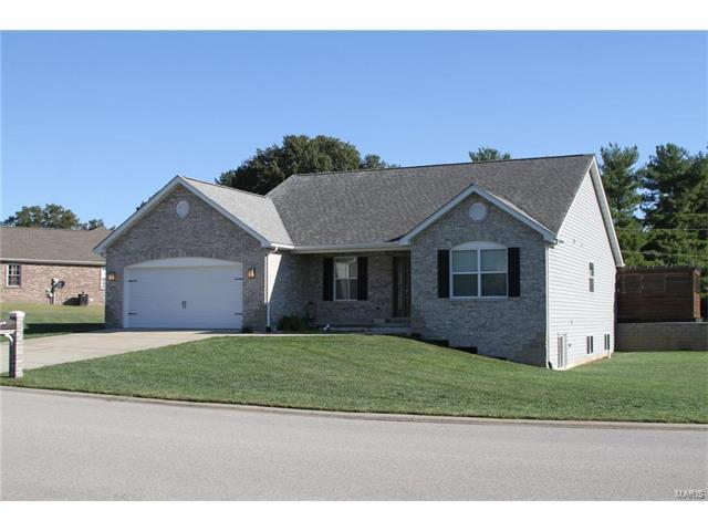 602 R And R Drive, OKAWVILLE, IL 62271 (#17082731) :: Clarity Street Realty