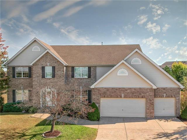 1000 Gardenbridge Place, Saint Charles, MO 63303 (#17082813) :: The Kathy Helbig Group