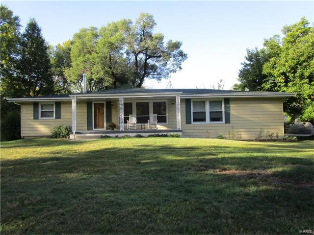 5742 Old Keebler Road, Collinsville, IL 62234 (#17082857) :: Fusion Realty, LLC
