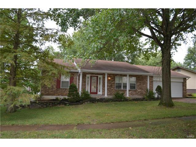 4610 Parrot Court, St Louis, MO 63128 (#17082863) :: The Becky O'Neill Power Home Selling Team