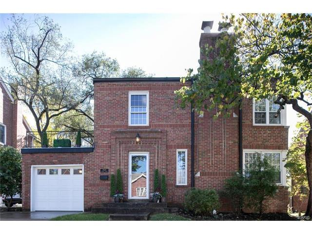 7620 Cornell Avenue, University City, MO 63130 (#17082936) :: Kelly Hager Group | Keller Williams Realty Chesterfield