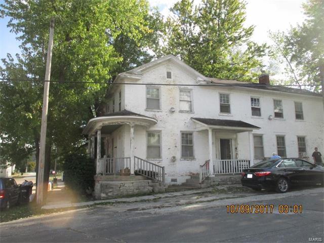 600 S Carolina Street, Louisiana, MO 63353 (#17082945) :: Holden Realty Group - RE/MAX Preferred