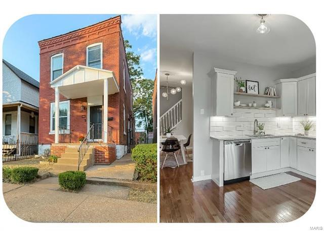 4323 Gibson Avenue, St Louis, MO 63110 (#17082951) :: Holden Realty Group - RE/MAX Preferred