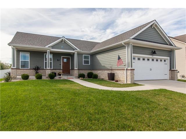 609 Willowbrook Way, O'Fallon, IL 62269 (#17083985) :: Fusion Realty, LLC