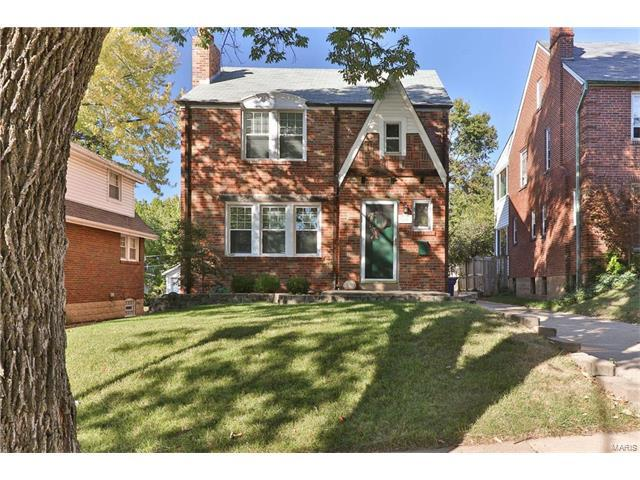 7331 Goff Avenue, St Louis, MO 63117 (#17084123) :: Clarity Street Realty