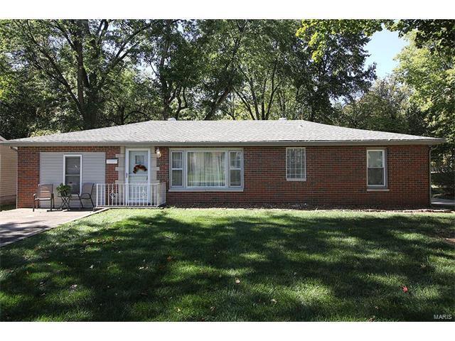 315 N Cedar, O'Fallon, IL 62269 (#17084132) :: Fusion Realty, LLC