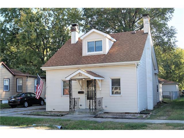 311 W 2nd Street, O'Fallon, IL 62269 (#17084316) :: Fusion Realty, LLC