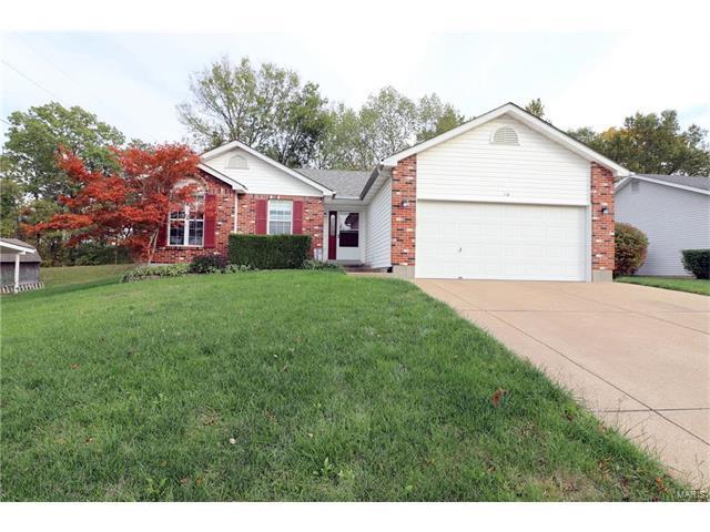 14 Lambert Hills, Festus, MO 63028 (#17084457) :: Clarity Street Realty