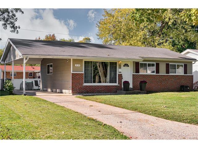810 Babler, Florissant, MO 63031 (#17084483) :: Clarity Street Realty