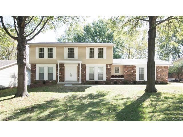 314 Windsor Spring Drive, St Louis, MO 63122 (#17084511) :: Clarity Street Realty