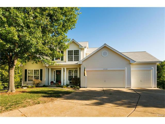 18100 Sunny Top Court, Wildwood, MO 63038 (#17084523) :: Kelly Hager Group | Keller Williams Realty Chesterfield