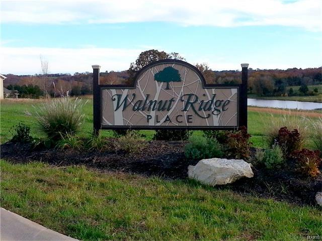 61 (Lot) Walnut Ridge Place, Washington, MO 63090 (#17084563) :: Realty Executives, Fort Leonard Wood LLC