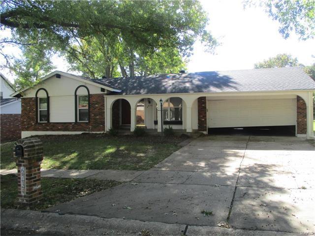 6734 Landau, St Louis, MO 63033 (#17084587) :: The Becky O'Neill Power Home Selling Team