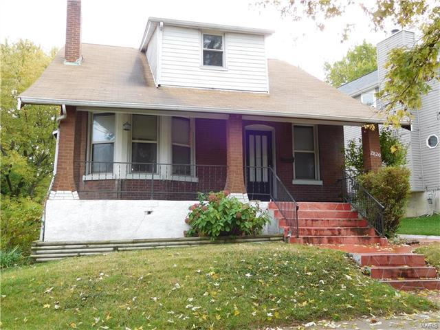 2820 Laclede Station, St Louis, MO 63143 (#17084589) :: The Becky O'Neill Power Home Selling Team