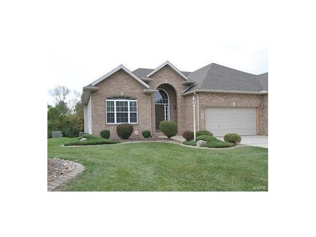 36 Ginger Creek Parkway, Glen Carbon, IL 62034 (#17084623) :: Clarity Street Realty