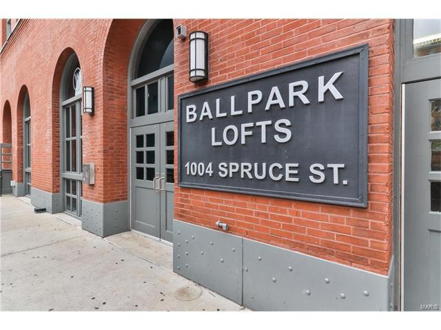 1004 Spruce #510, St Louis, MO 63102 (#17084819) :: Clarity Street Realty