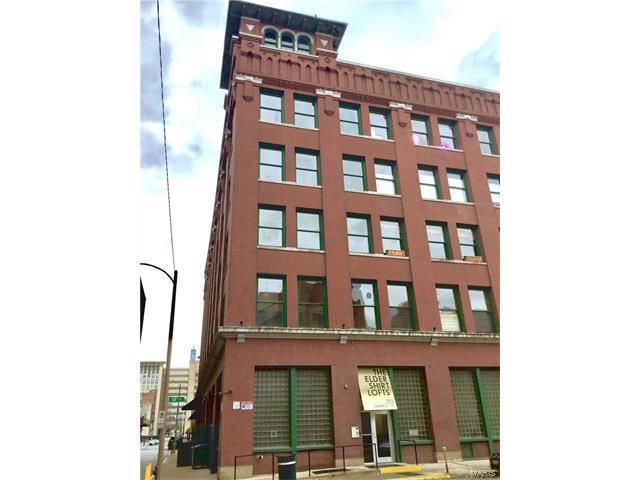 703 N 13th Street #205, St Louis, MO 63103 (#17085172) :: Carrington Real Estate Services