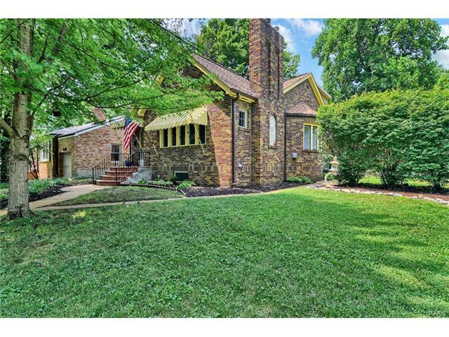 7605 Suffolk Avenue, Shrewsbury, MO 63119 (#17086301) :: The Becky O'Neill Power Home Selling Team