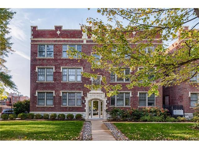 4220 Mcpherson Avenue #204, St Louis, MO 63108 (#17086307) :: Sue Martin Team