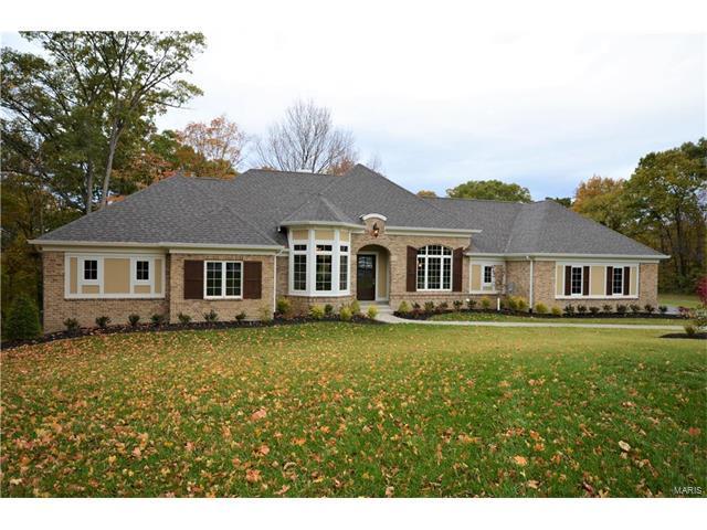 18435 Hencken Valley Estates, Wildwood, MO 63069 (#17086343) :: Clarity Street Realty