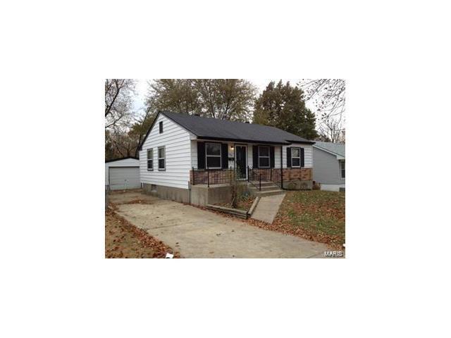 306 Midlothian Road, St Louis, MO 63137 (#17086468) :: Sue Martin Team