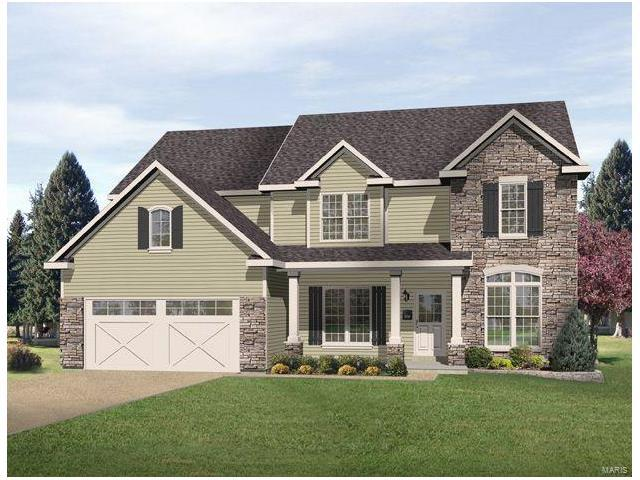 0 Emmerson, Kirkwood, MO 63122 (#17087149) :: Clarity Street Realty