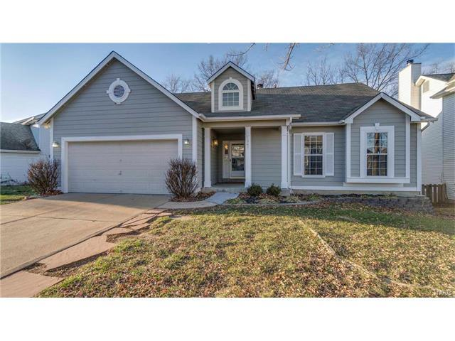 1567 Centenary Court, Valley Park, MO 63088 (#17087201) :: RE/MAX Vision