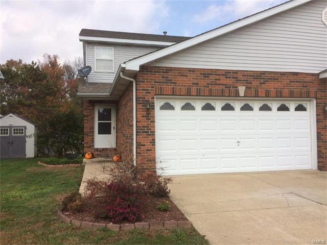 725 Slippery Rock Drive, Edwardsville, IL 62025 (#17087329) :: Clarity Street Realty
