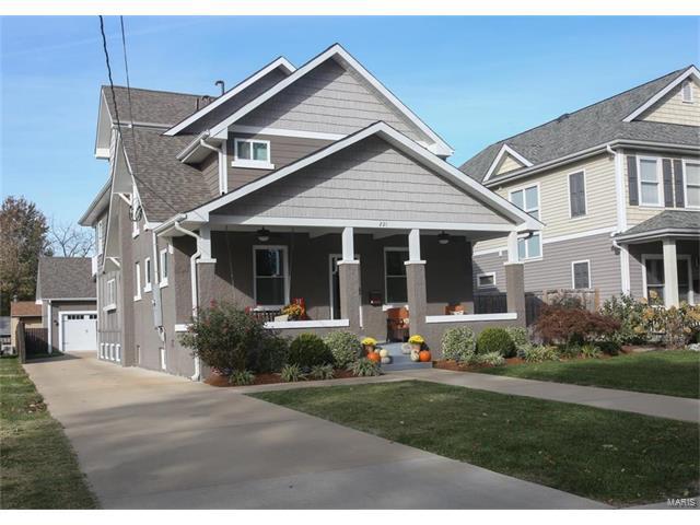 221 N Harrison Avenue, St Louis, MO 63122 (#17087436) :: Carrington Real Estate Services