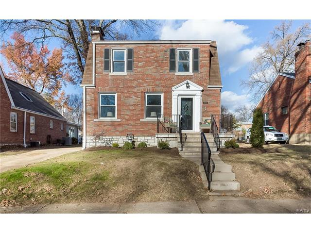 6747 Eichelberger, St Louis, MO 63109 (#17087670) :: Clarity Street Realty