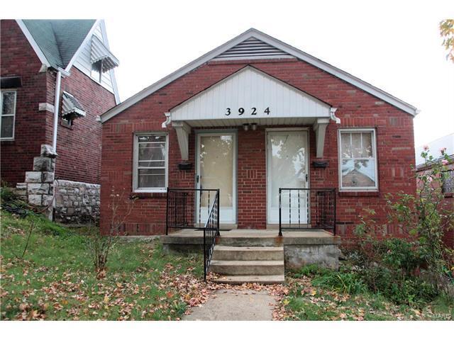 3924 Oleatha Avenue, St Louis, MO 63116 (#17088362) :: Sue Martin Team