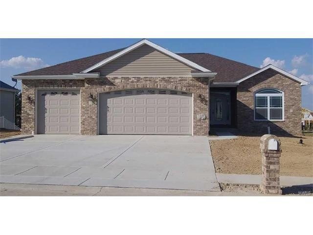 2507 Welsch Drive, Shiloh, IL 62221 (#17088899) :: Fusion Realty, LLC