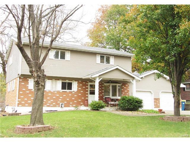 123 Appletree Lane, Glen Carbon, IL 62034 (#17089090) :: Fusion Realty, LLC