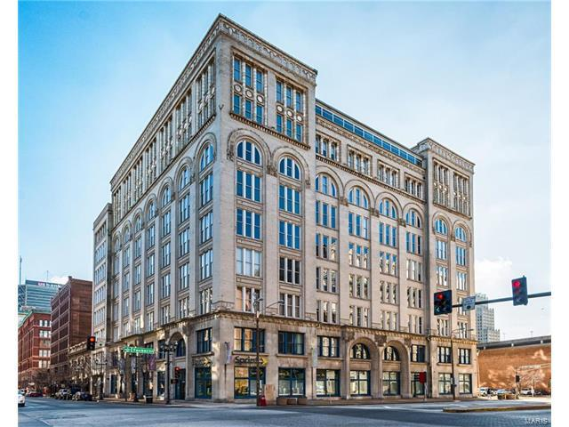 1136 Washington Avenue #605, St Louis, MO 63101 (#17089124) :: Sue Martin Team
