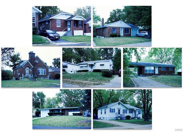 10326 Bon Oak, St Louis, MO 63136 (#17089360) :: Clarity Street Realty