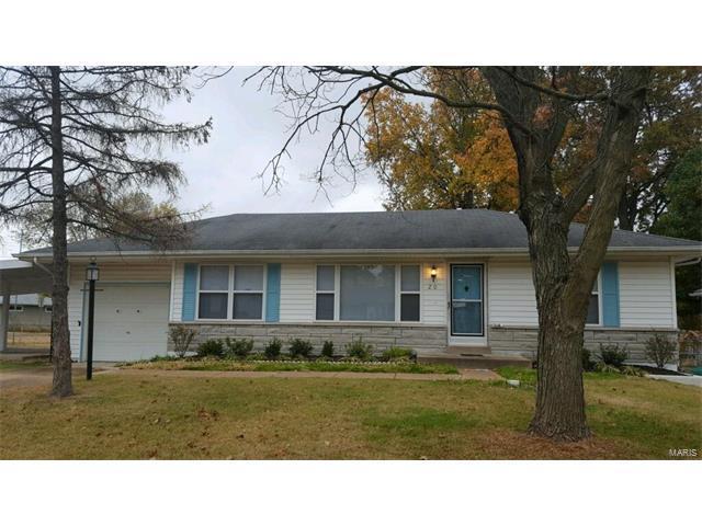 20 Buckley Meadows, St Louis, MO 63125 (#17089787) :: Walker Real Estate Team