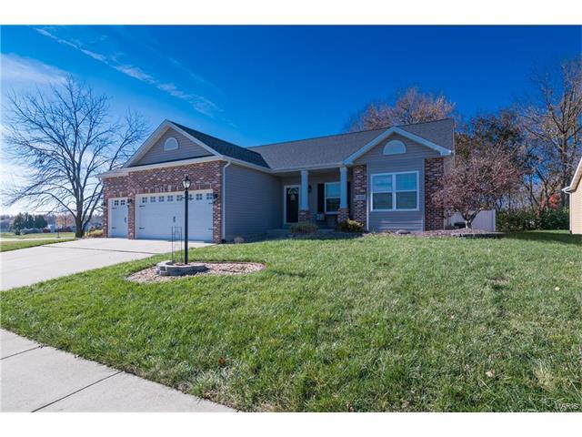 3156 Birmingham Drive, Glen Carbon, IL 62034 (#17089793) :: Fusion Realty, LLC