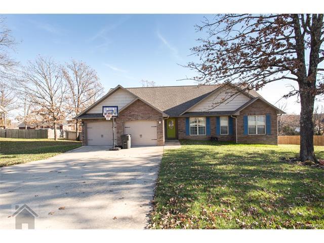 133 Highland Woods Drive, Waynesville, MO 65583 (#17090192) :: Clarity Street Realty