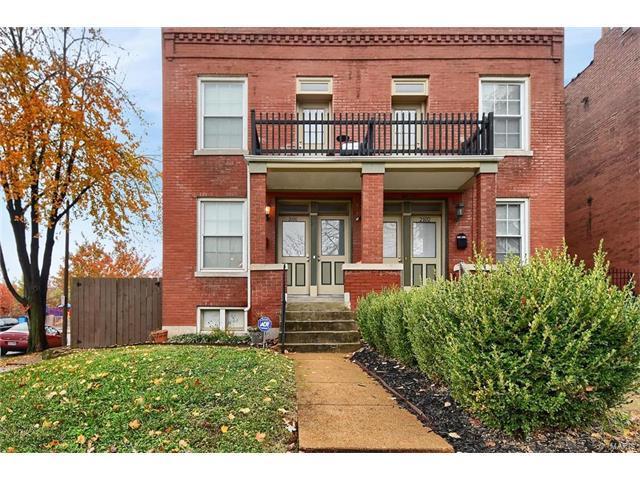 2100 Allen Avenue, St Louis, MO 63104 (#17090667) :: Sue Martin Team