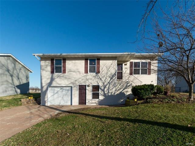 344 Orchard Court, Troy, IL 62294 (#17090703) :: Fusion Realty, LLC