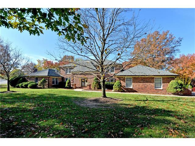 1043 Cabernet Drive, Town and Country, MO 63017 (#17090846) :: St. Louis Realty