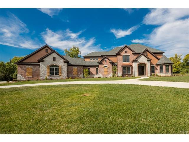 12 Williamsburg Estates Drive, Town and Country, MO 63131 (#17090879) :: RE/MAX Vision