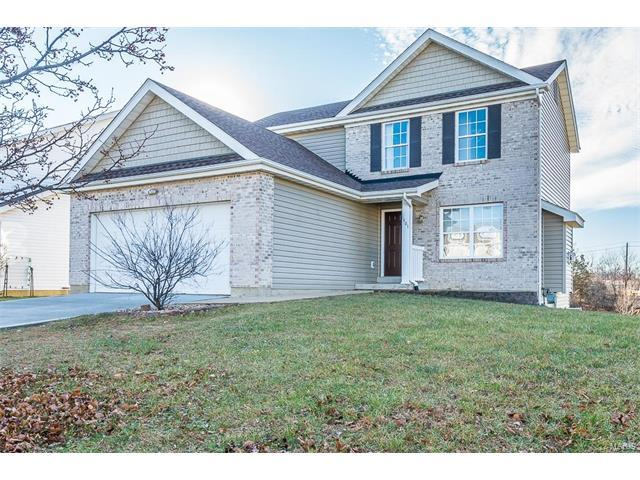 1401 Northshire Lane, Lake St Louis, MO 63367 (#17090904) :: Barrett Realty Group