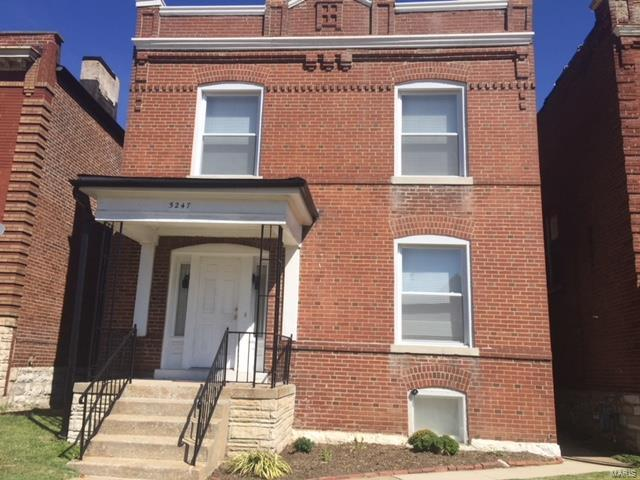 5247 Highland Avenue, St Louis, MO 63113 (#17091175) :: Clarity Street Realty